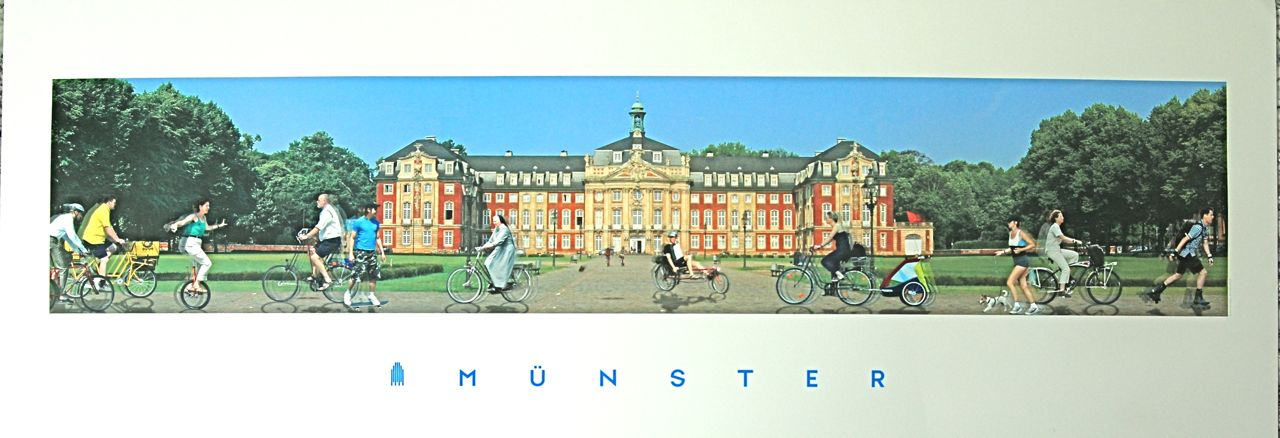 Münsters castle (poster)